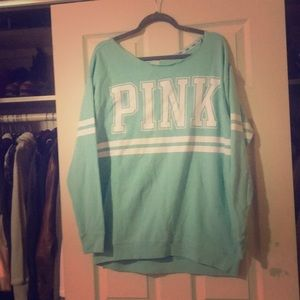 PINK Victoria secret sweatshirt